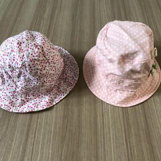 ベビーギャップ(babyGAP)の帽子48センチ(帽子)