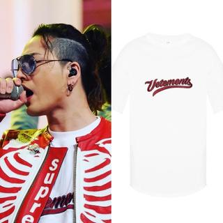 Balenciaga - Vetements Logo Embroidery Tシャツ