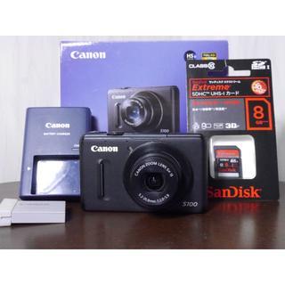 Canon - Canon Powershot S100