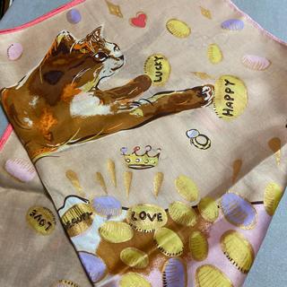 ツモリチサト(TSUMORI CHISATO)のツモリチサトハンカチ新品未使用シール付き(ハンカチ)