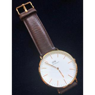 ダニエルウェリントン(Daniel Wellington)のDaniel Wellington、クォーツ腕時計、 B40R4(腕時計(アナログ))