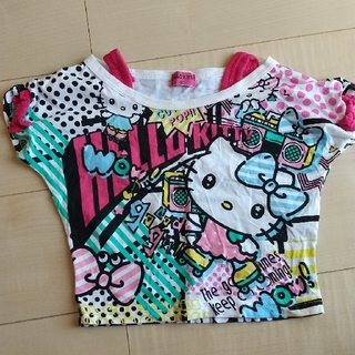 ハローキティ(ハローキティ)のTシャツ90cm(Tシャツ/カットソー)