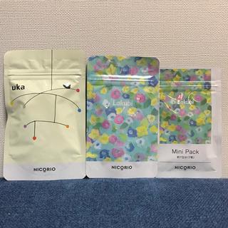 【neoぴさん専用】ラグビとウーカ ニコリオLakubi uka NICORIO(ダイエット食品)