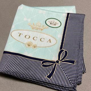 トッカ(TOCCA)のトッカハンカチ新品未使用シール付き(ハンカチ)