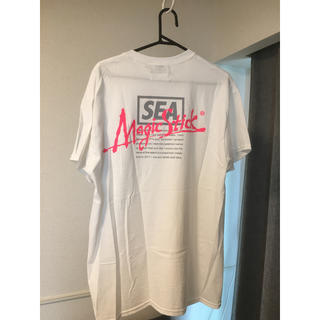 シー(SEA)のwind and sea magic stick wds ウィンダンシー (Tシャツ/カットソー(半袖/袖なし))