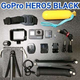 GoPro - 【お得セット】GoPro HERO5  BLACK✨
