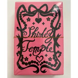 Shirley Temple - シャーリー テンプル ノベルティ トランプ 非売品 ふしぎの国のアリス