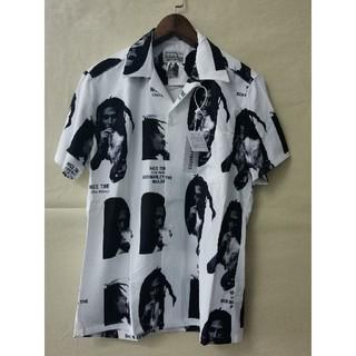 WACKO MARIA - お勧め!WACKO MARIA&BOB MARLEY シャツ 半袖