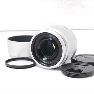パナソニック(Panasonic)の❤️最高のボケ味❤️Panasonic LUMIX 25mm F1.7(レンズ(単焦点))