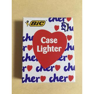 cher BIC ライターケース ライター 新品未使用