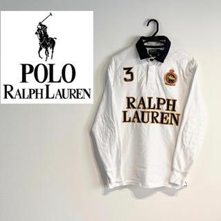POLO RALPH LAUREN - ラルフローレン 長袖 ラガーシャツ トップス シャツ スウェット カットソー