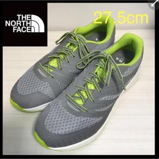 THE NORTH FACE - 【送料無料】ノースフェイス Ultra Repulsion  グレー27.5cm