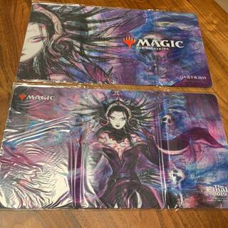 マジック:ザ・ギャザリング - 天野喜孝 戦慄衆の将軍、リリアナ MTGプレイマット