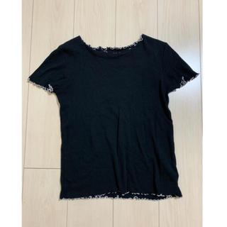 メルロー(merlot)のmerlo トップス(Tシャツ(半袖/袖なし))
