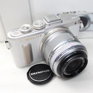 オリンパス(OLYMPUS)の❤️Wi-Fi❤️オリンパス PL8 ミラーレスカメラ(ミラーレス一眼)