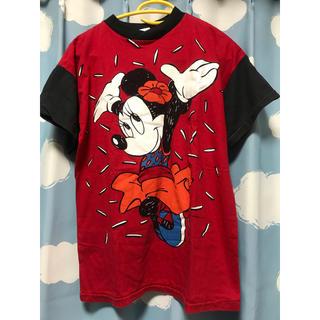 ディズニー(Disney)のミニー Tシャツ(シャツ/ブラウス(半袖/袖なし))