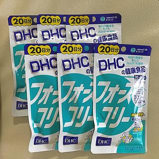 ディーエイチシー(DHC)のDHC  フォースコリー(20日分)×6袋(ダイエット食品)