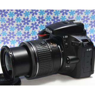 Nikon - Wi-Fi &Bluetooth搭載★Nikon D5600★おすすめ一眼レフ★