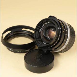 Leitz Summilux M 35mm f1.4 Leica(デジタル一眼)