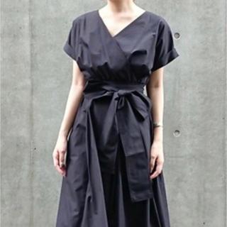 ダブルスタンダードクロージング(DOUBLE STANDARD CLOTHING)のタイプライターワンピース(ロングワンピース/マキシワンピース)