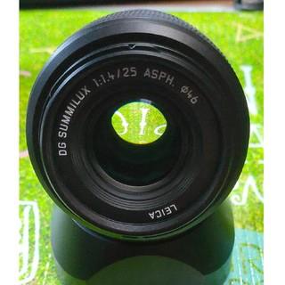 パナソニック(Panasonic)のpanasonic 単焦点レンズ(レンズ(単焦点))