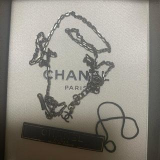 シャネル(CHANEL)のCHANEL ネックレス メンズ ココマーク(ネックレス)