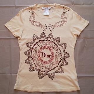 クリスチャンディオール(Christian Dior)のChristian Dior 半そでTシャツ【本日限りのお値下げ♪】(Tシャツ(半袖/袖なし))