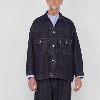 ワンエルディーケーセレクト(1LDK SELECT)の20AW graphpaper  denim jacket(Gジャン/デニムジャケット)