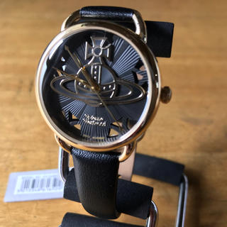 Vivienne Westwood - 【新品】ヴィヴィアン ウエストウッド レディース 腕時計 VV163BKBK