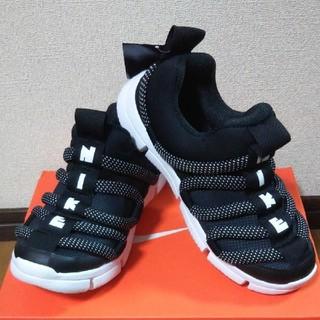 新品ナイキ☆ノーヴィスノービス21cm☆ブラック/ホワイトブラック001