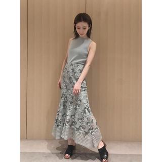 snidel - オリジナルレースマーメイドスカート