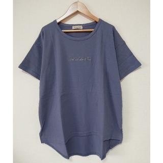 SM2 - SM2*刺繍入りTシャツ/B