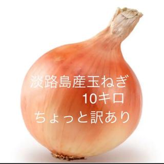 淡路島 玉ねぎ 10キロ ちょっと訳あり(野菜)