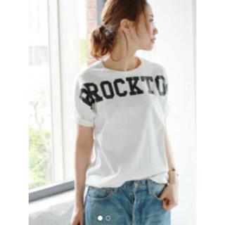DEUXIEME CLASSE - 美品!ドゥーズィエムクラス BROCKTON GYMNASIUM  Tシャツ