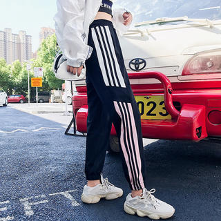 adidas - ジャージ スウェット ラインパンツ トラックパンツ NERDY ジョガーパンツ