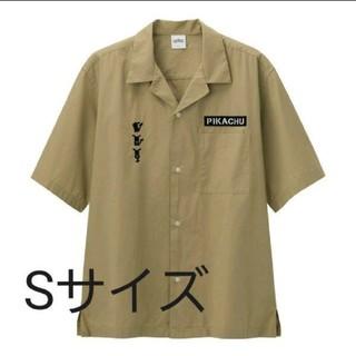ジーユー(GU)のアウターシャツ ポケモン(シャツ)