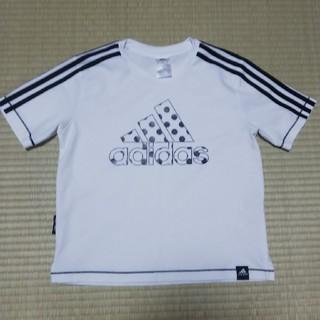 アディダス(adidas)のadidas Tシャツ 女子(Tシャツ/カットソー)