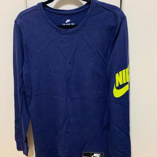 ナイキ(NIKE)のナイキ ロンTシャツ(Tシャツ/カットソー(七分/長袖))