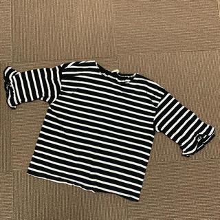 ジーユー(GU)のGU  トップス 140(Tシャツ/カットソー)