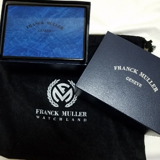 フランクミュラー(FRANCK MULLER)のフランクミュラー レディース時計(腕時計)