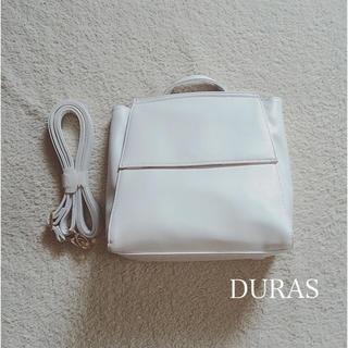 デュラス(DURAS)の2way bag♡(リュック/バックパック)