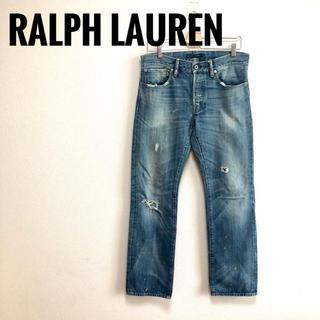 ラルフローレン(Ralph Lauren)の【美品】RALPH LAUREN ラルフローレン デニム ジーンズ ビンテージ(デニム/ジーンズ)