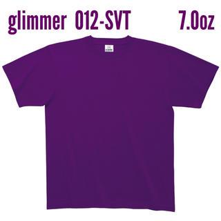 ★新品glimmerグリマー012-SVT★7.0oz厚手スーパーヘビーTシャツ(Tシャツ/カットソー)
