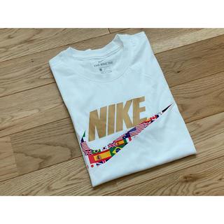 ナイキ(NIKE)の【NIKE】半袖TEE WHITE Sサイズ(Tシャツ/カットソー(半袖/袖なし))