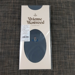 ヴィヴィアンウエストウッド(Vivienne Westwood)の☆新品未使用 ヴィヴィアンウエストウッド オーブワンポイント☆(タイツ/ストッキング)