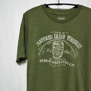 オールドネイビー(Old Navy)のUSA古着 オールドネイビー OLD NAVY ビッグロゴ Tシャツ(Tシャツ/カットソー(半袖/袖なし))