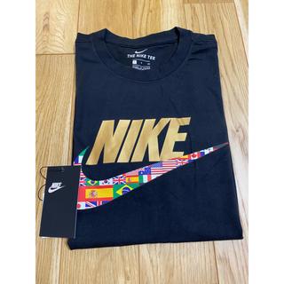 ナイキ(NIKE)の【NIKE】半袖TEE BLACK Sサイズ(Tシャツ/カットソー(半袖/袖なし))