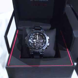 カシオ(CASIO)の本日限り売り切り‼️MTG-B1000XB-1AJF 電波ソーラー 腕時計美品(腕時計(デジタル))