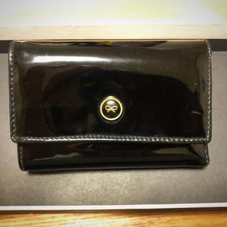 アニヤハインドマーチ(ANYA HINDMARCH)のアニヤハインドマーチ  三つ折り ミニ 財布(財布)