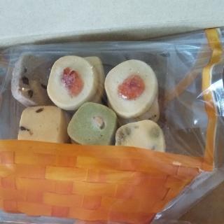 クッキーバスケットなど手作りクッキー詰め合わせ(菓子/デザート)